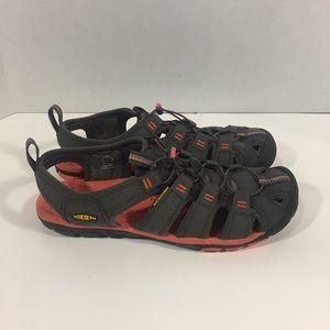Keen Waterproof Hiking Sandals Women size 10